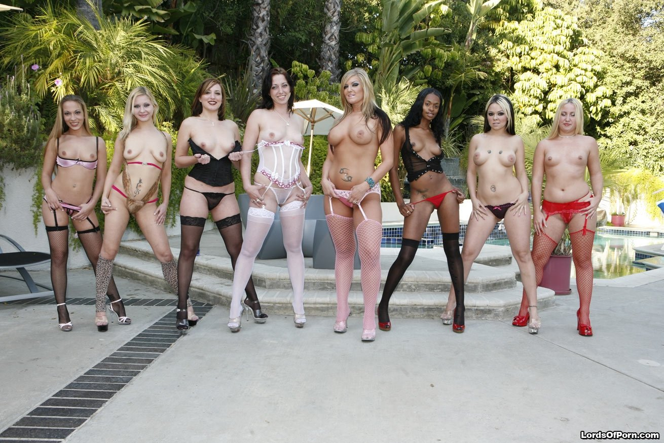 Porn cum flows like a river