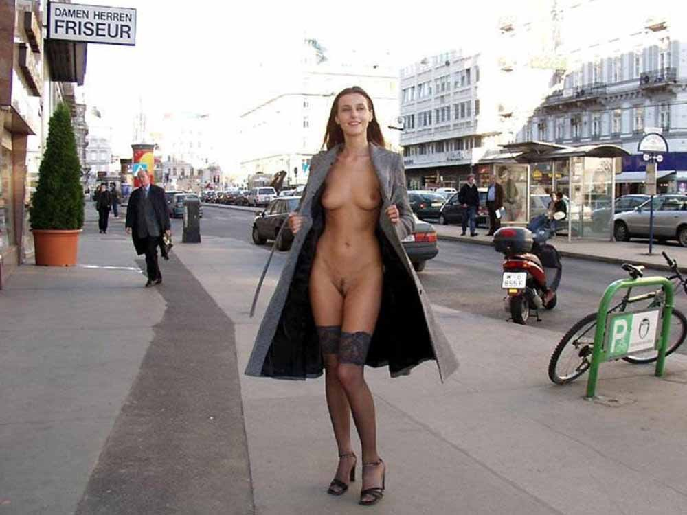 mature ladies naked outdoors