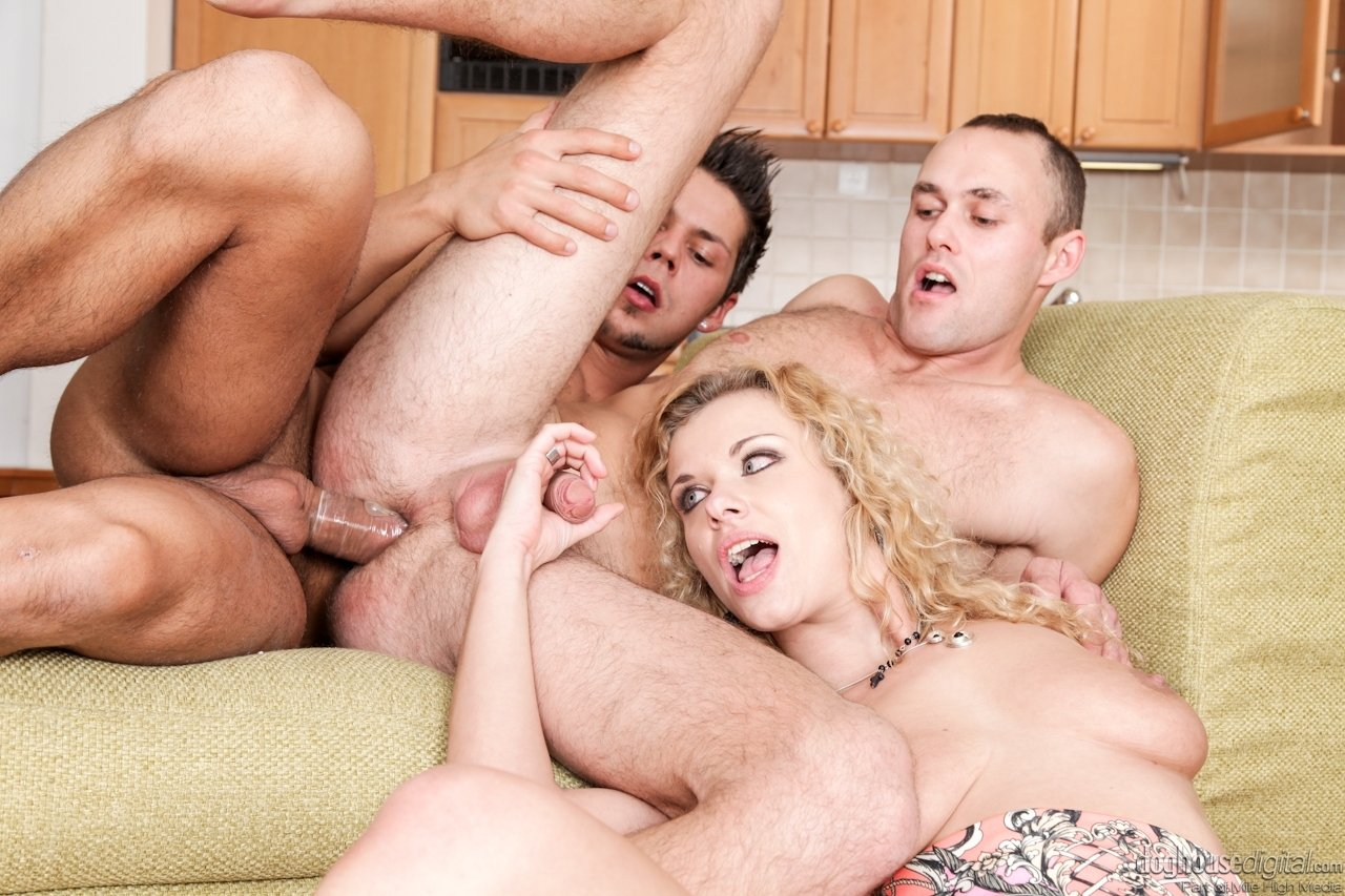 hot wife party sex there