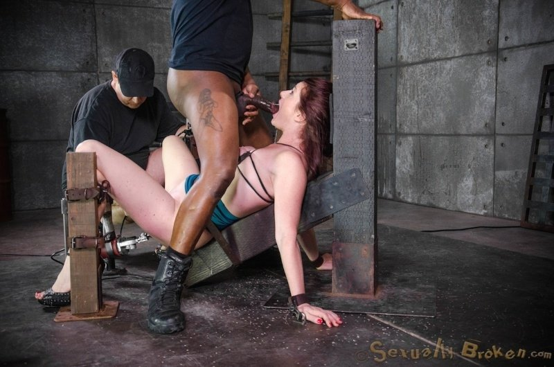 Mandingo going deep that ass Chanel Preston 313