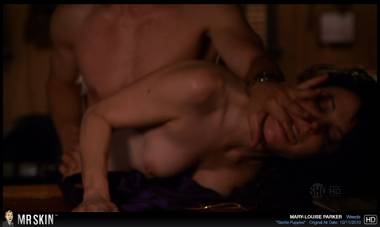 Mary louis parker hot