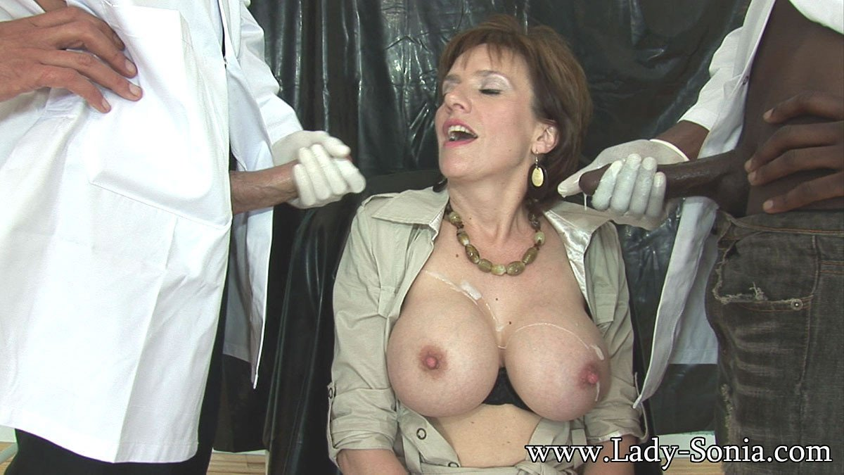 Cute lorna in pigtails fucked at home