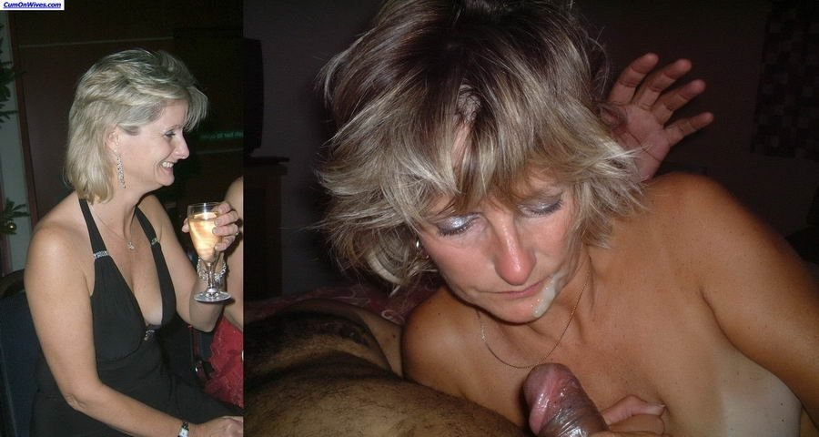 Amature wives sucking cock