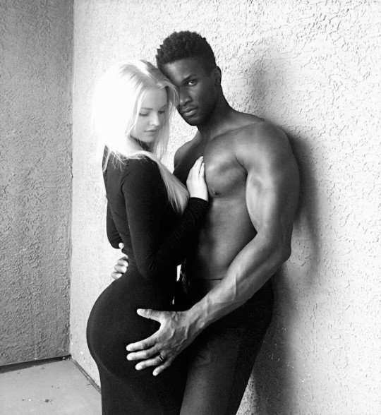 Interracial dating between black men white women