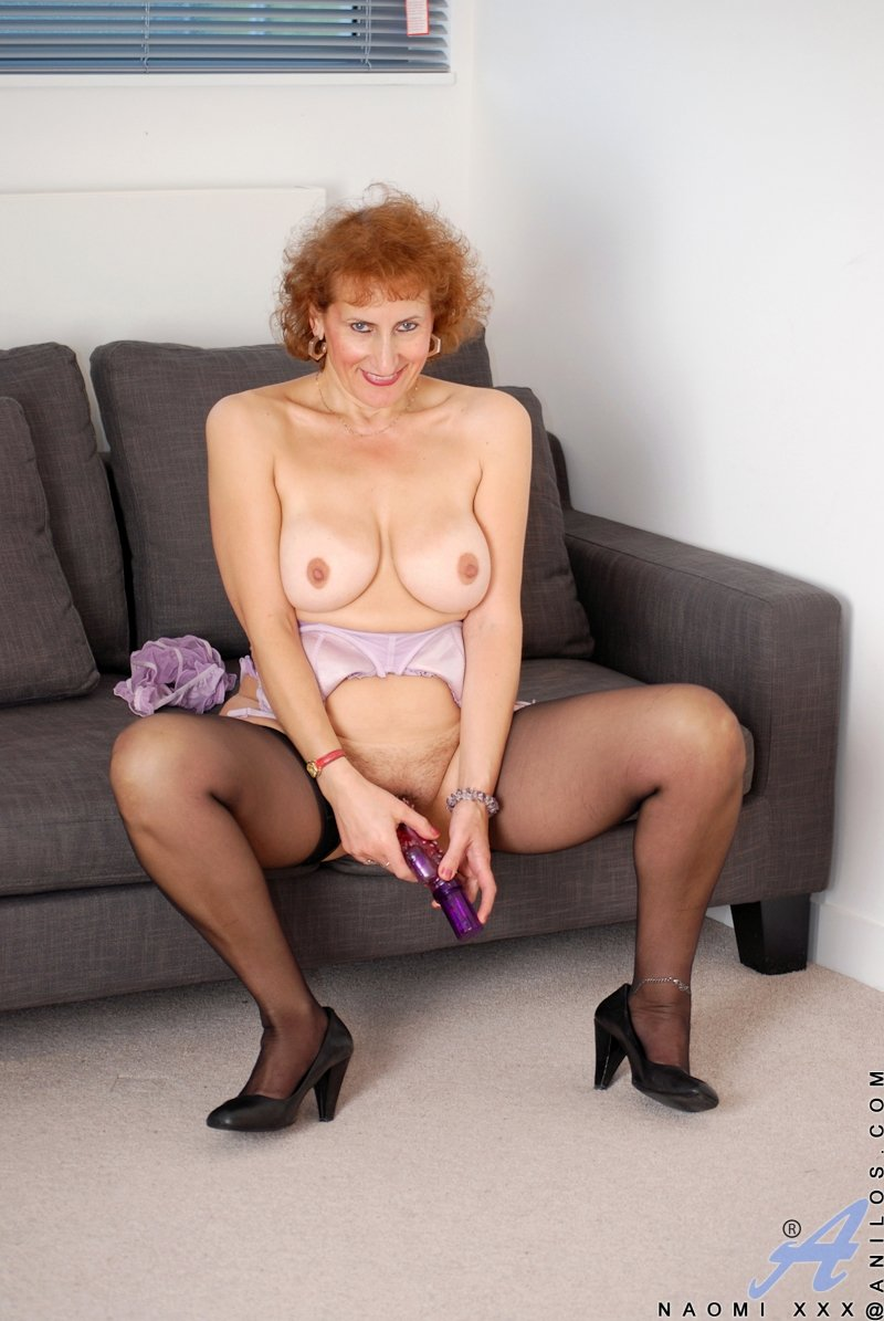 Mature with large tits #8