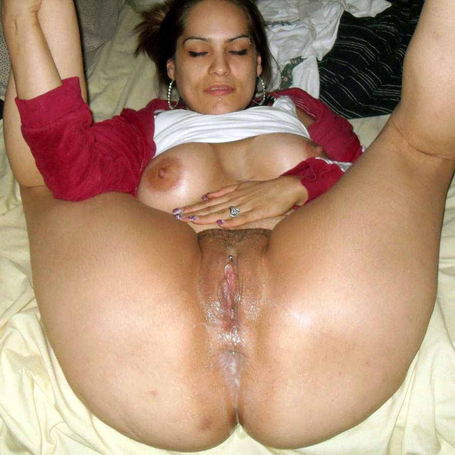 young internal creampie