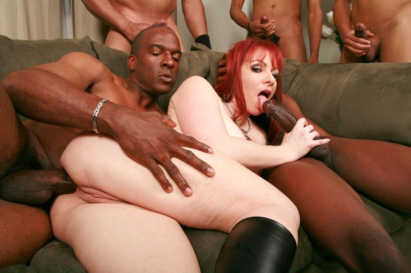 Mature wife shared gangbang Puerto rican free porn videos