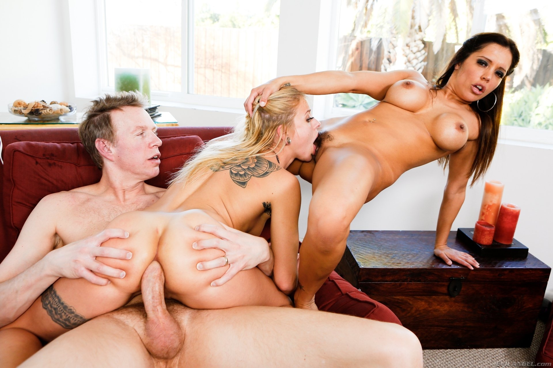 Female wrestling erotic Latex enumerate counter Mama acquires pounded shitless