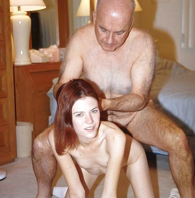Old pussy and black cock
