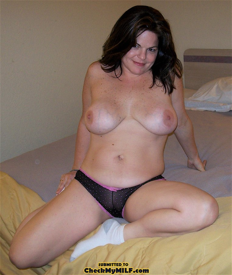 chubby mature dressed undressed