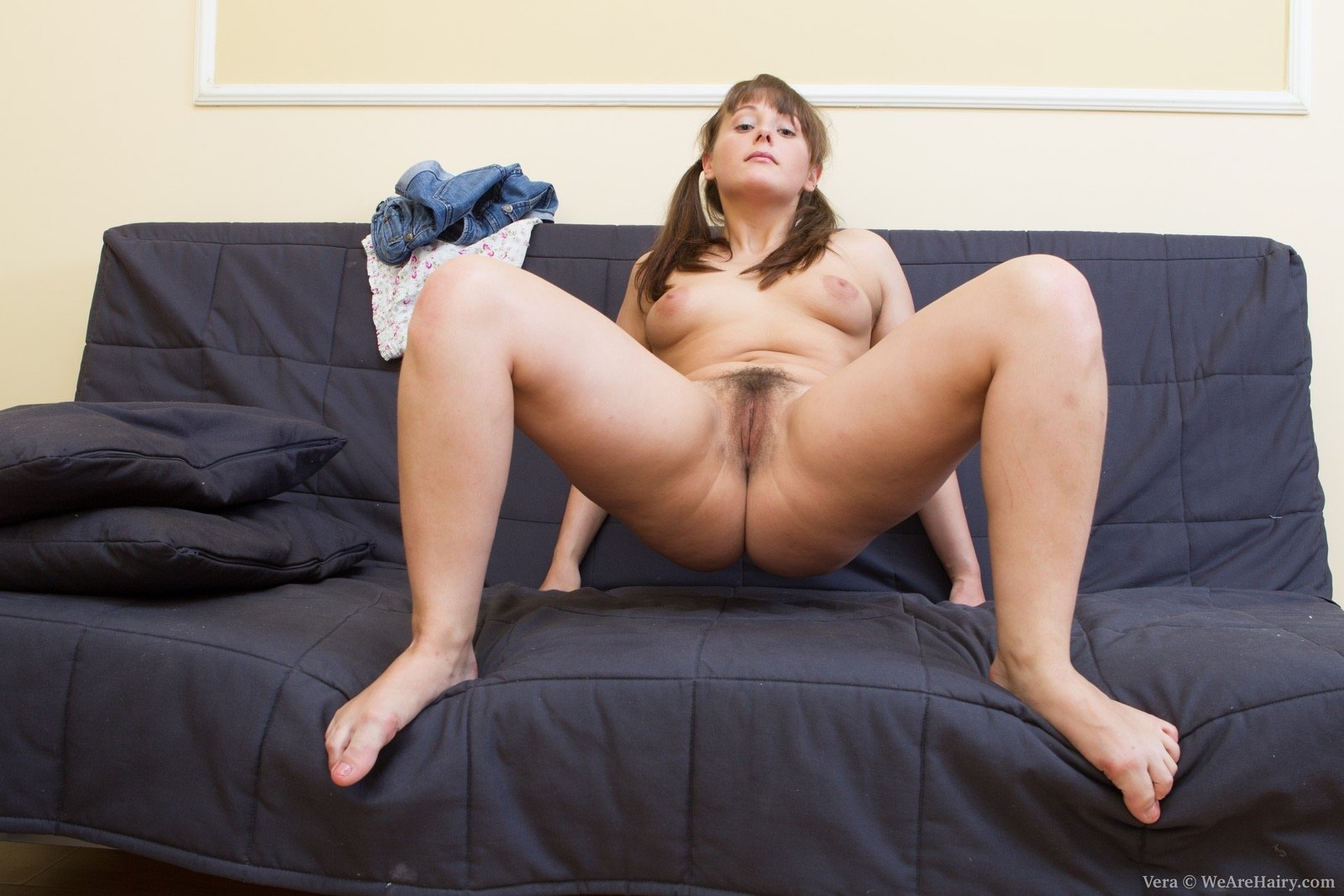 girl takes several creampies