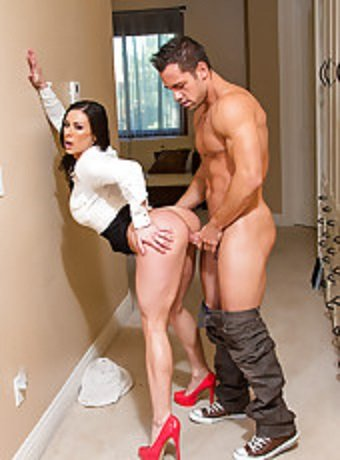 mistress beating her slave