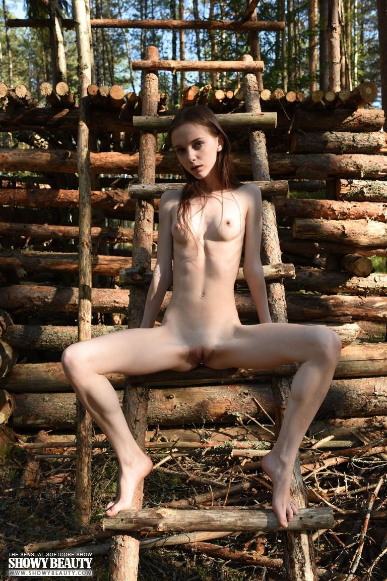 Hairy and young sex