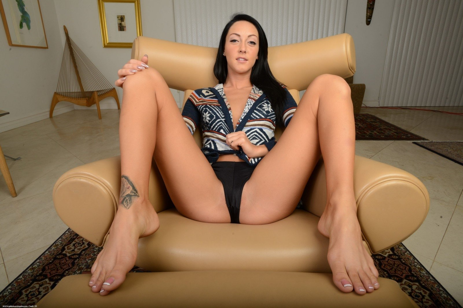leather wife sex