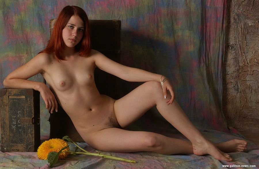 Girl from galitsin, thin nude female spread eagle