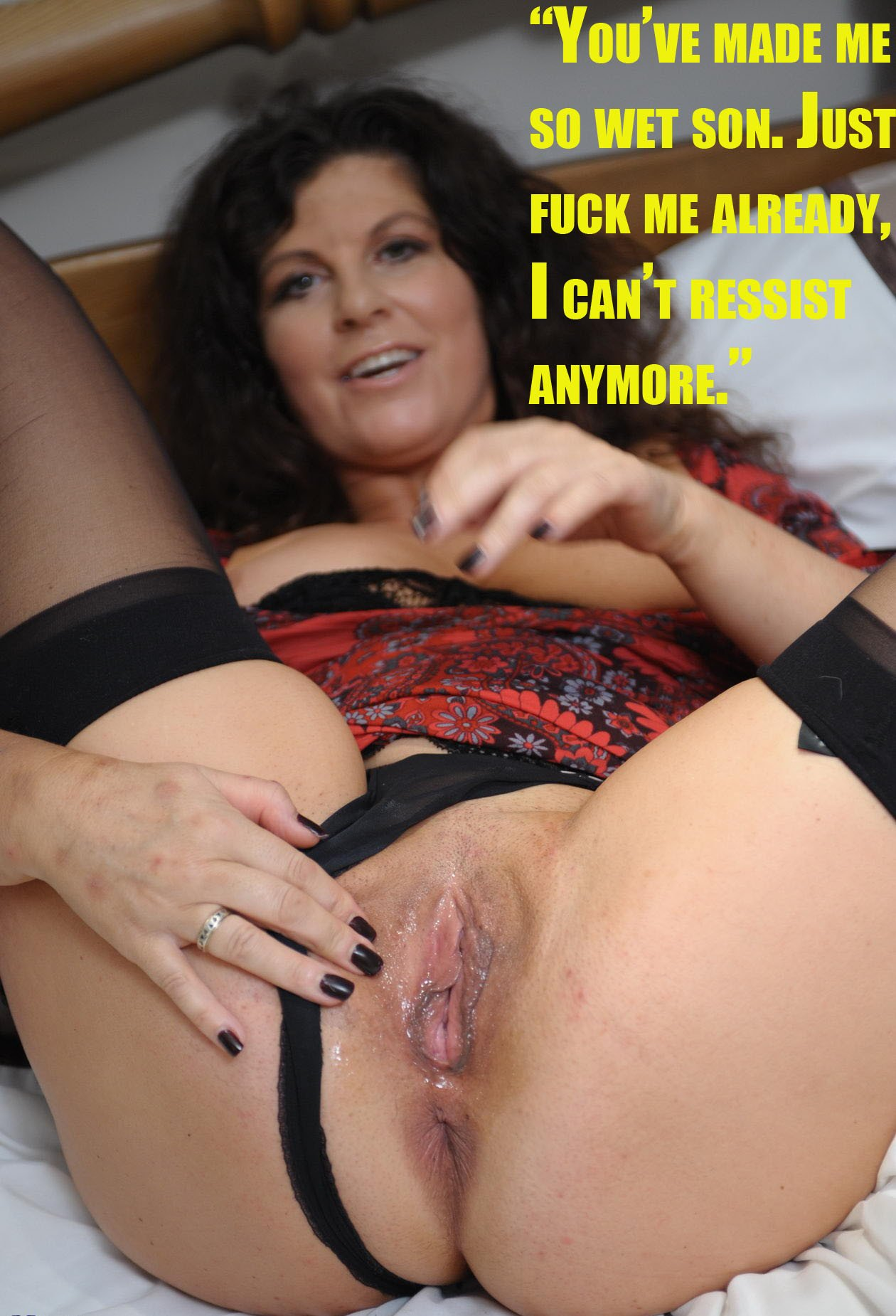 Mom Friend Son Threesome