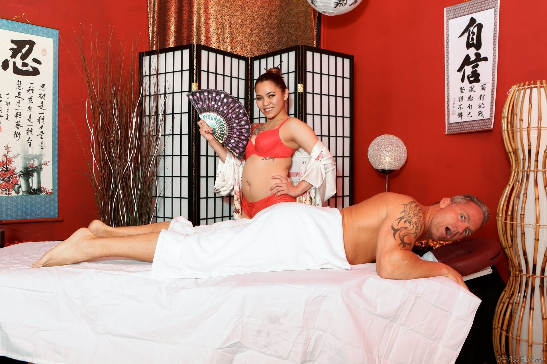 Asian massage rhode island