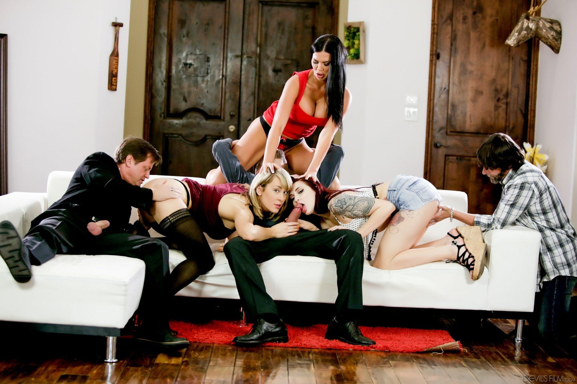Xxx hd group sex #1