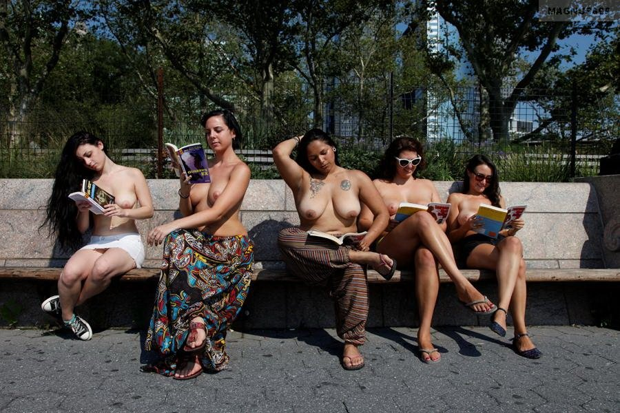 Topless central park pics, hot young girls nude making love