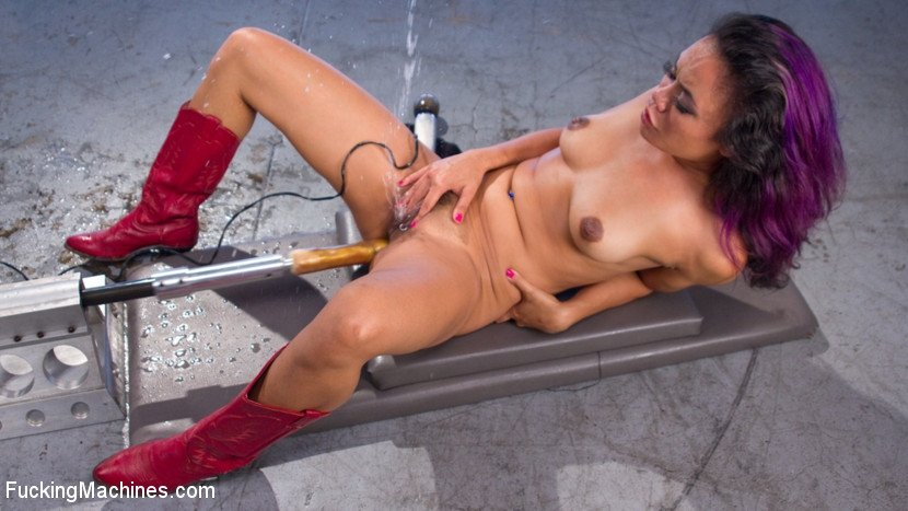 Nude tits annie cruz see her squirt girl