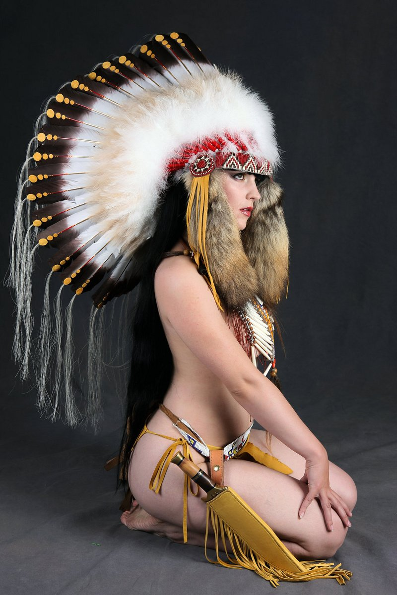 Naked Native Americans Women