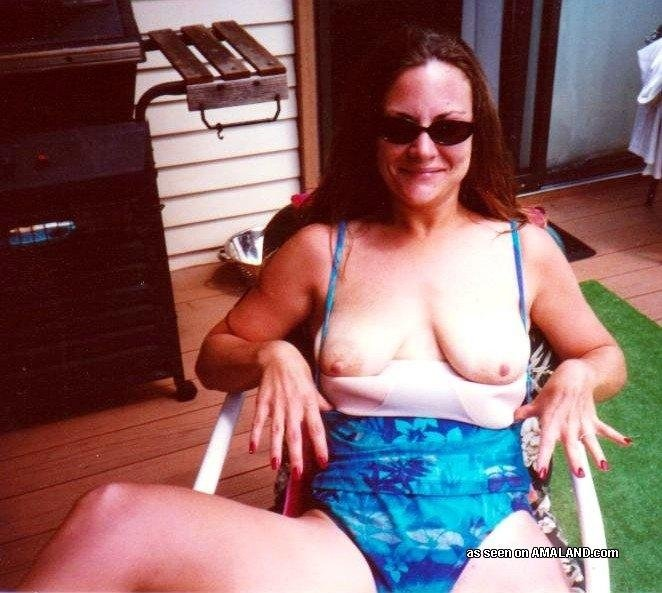 Amateur herself squirt