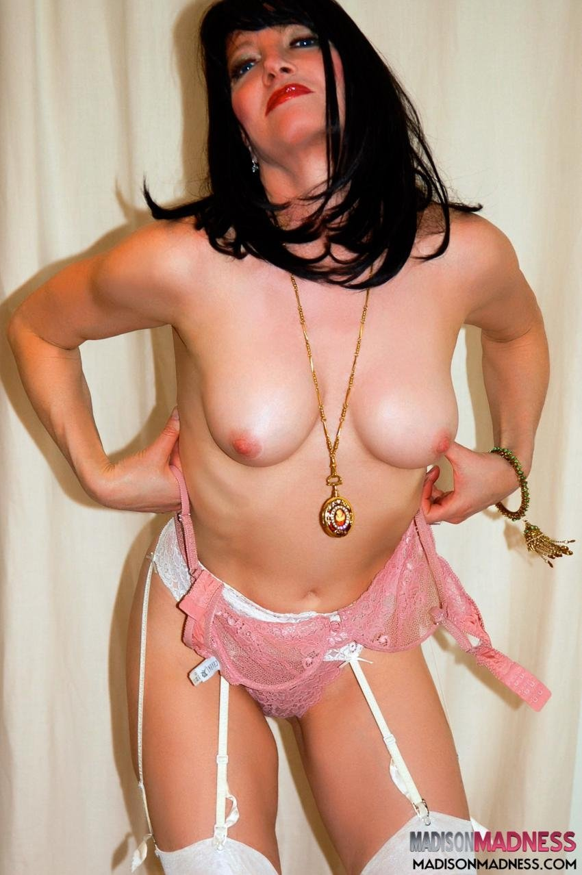 Nude mature teacher #1