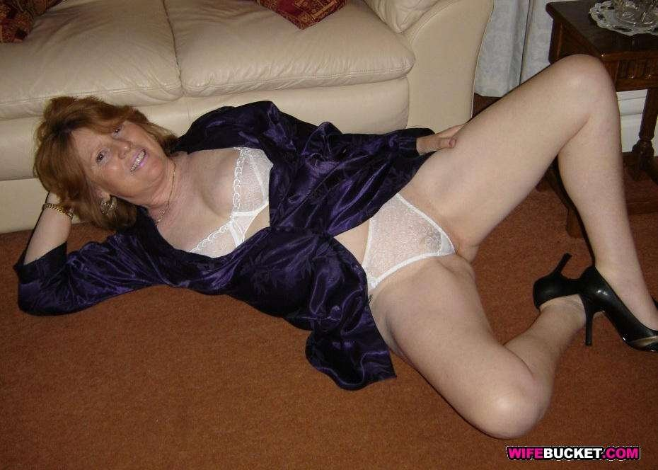 most pleasurable positions for her bra and panties milf