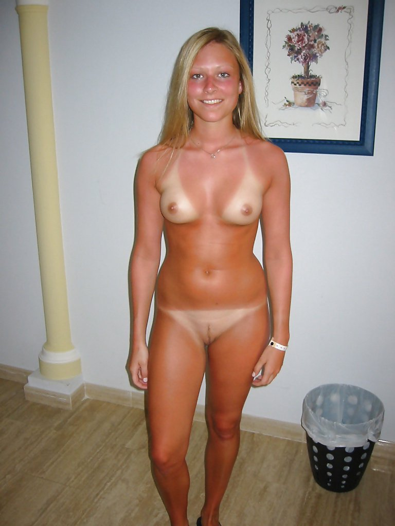Real women with tanlines — pic 4