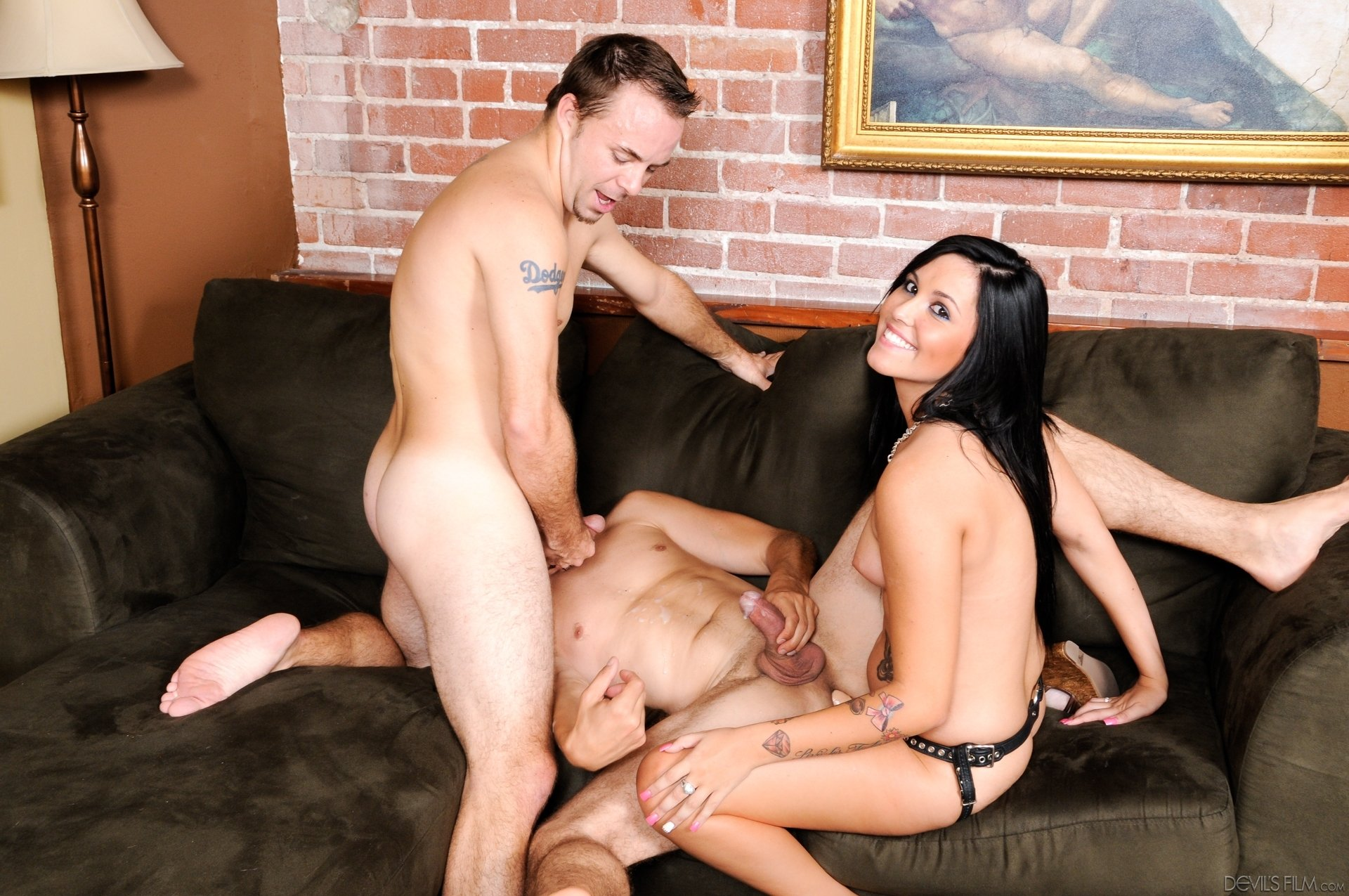 bi-mmf-strap-on-anal-hot-grils