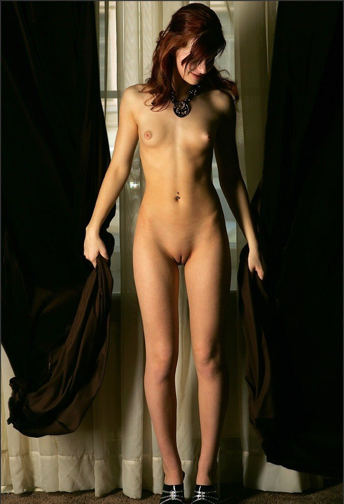skinny model anal add photo