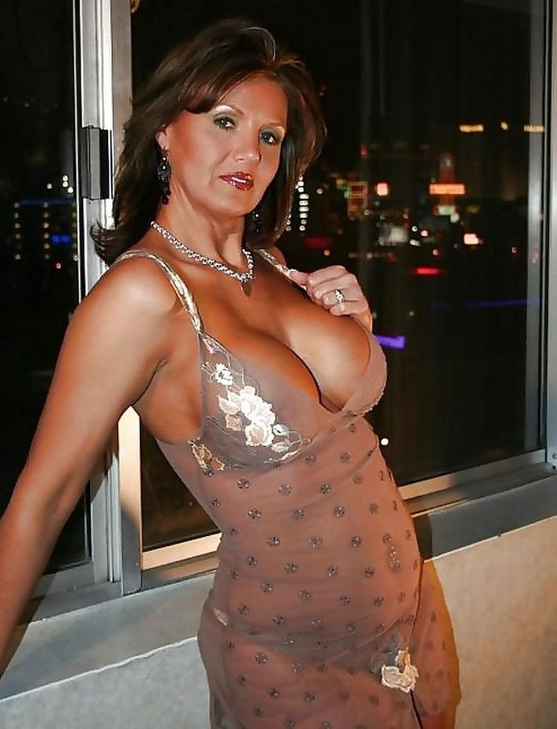 milf over 40 there