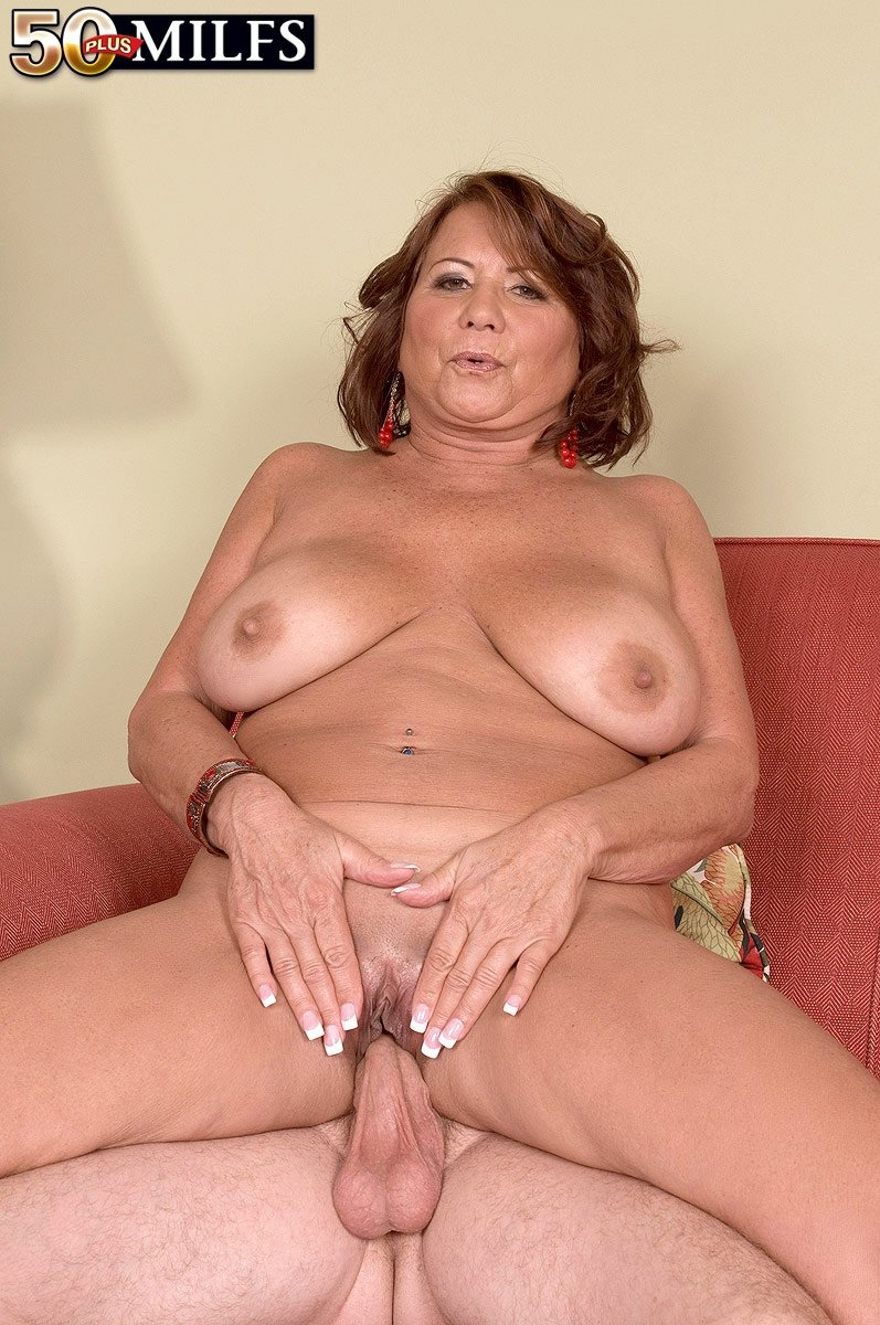 mature latina maid porn there