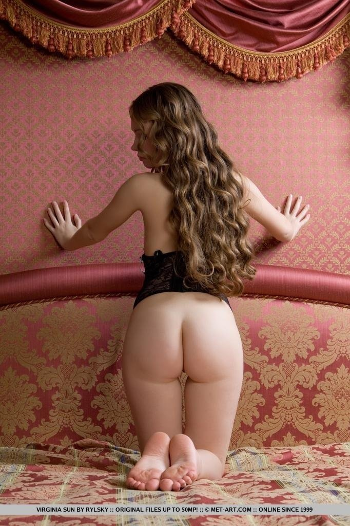 Doggystyle lingerie porn #1