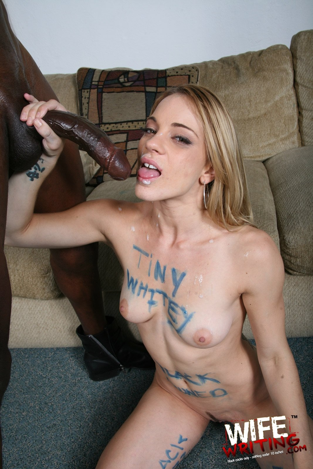Husband tricks wife into bbc #1