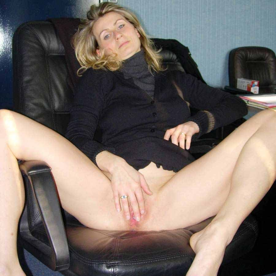 secretary stocking sex