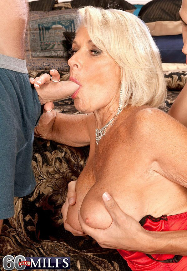 Old hag and young boy cam mature solo in heels