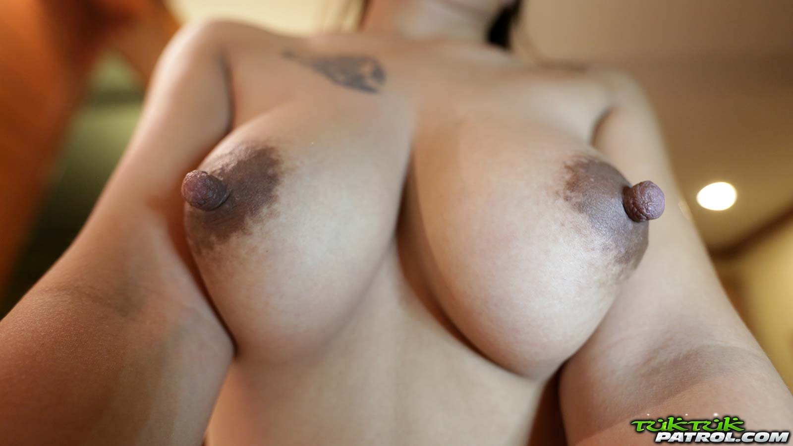 Big fat mature tits #1