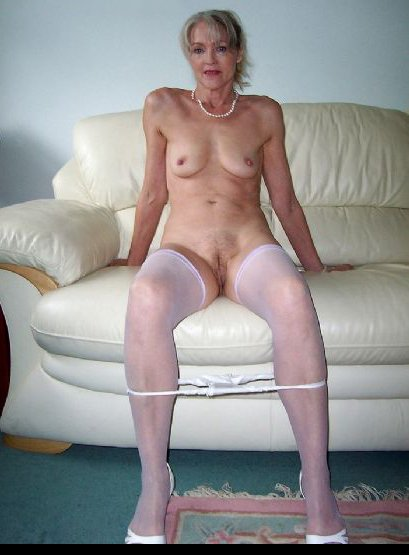 Submissive wife with husband and