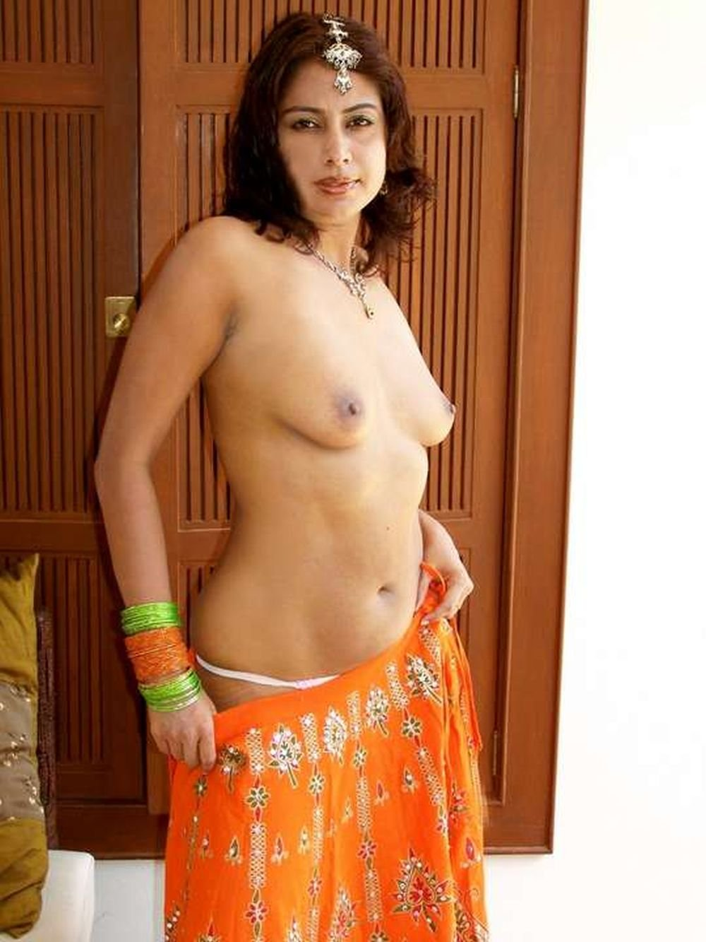 Indian nude girls in drama