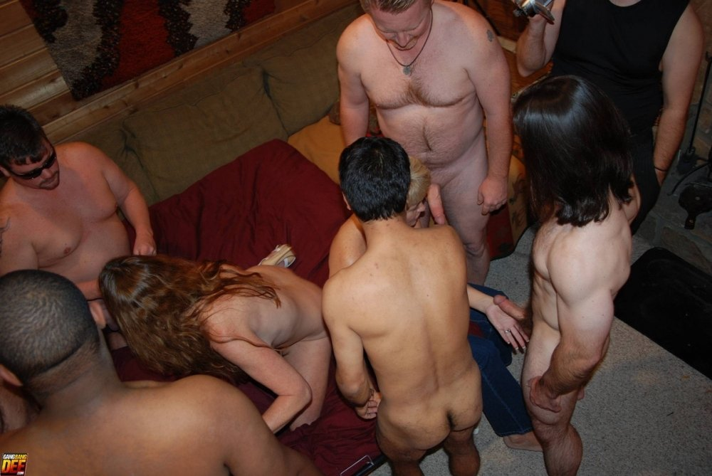 Gang bang gallery auckland from