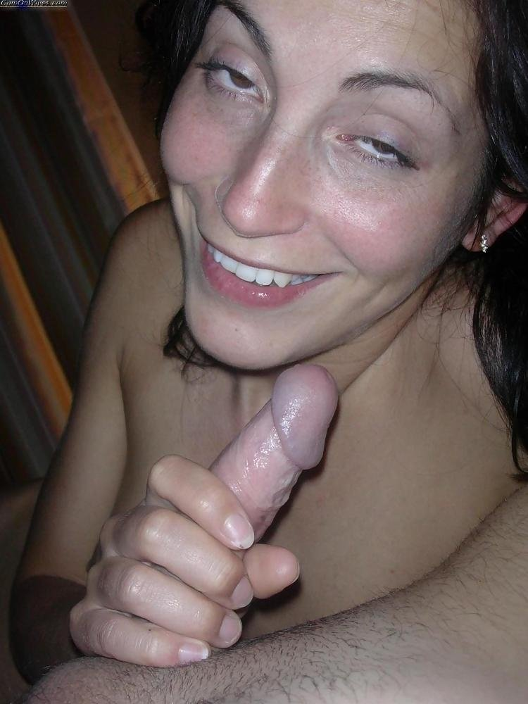 Suction cup dildo housewife kelly
