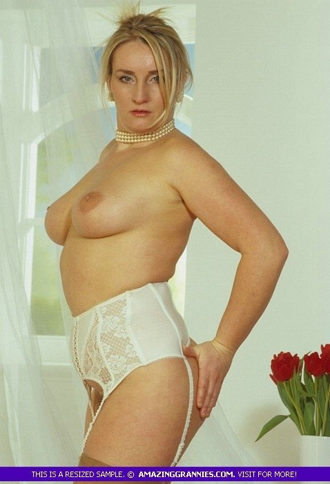 Mature maid on webcam