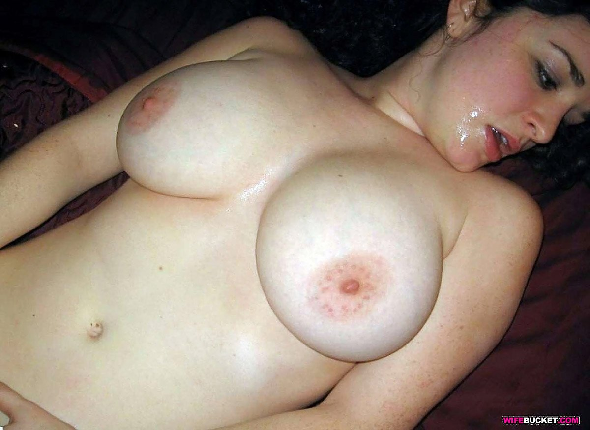 amateur housewife tits there