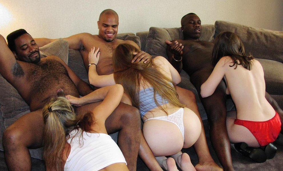 Wife interracial first time #8