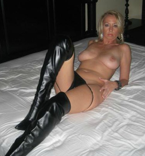 hot grannies in leather add photo