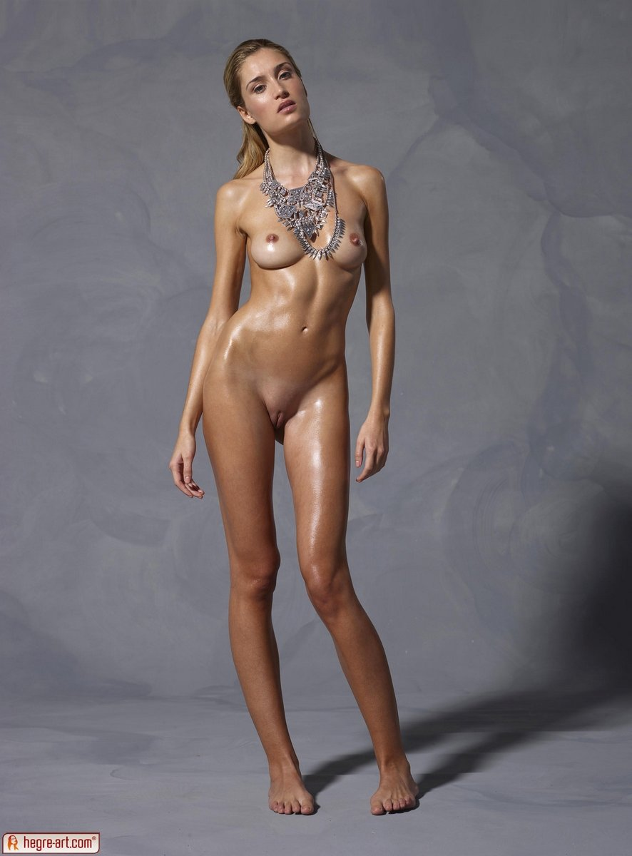 French supermodels nude