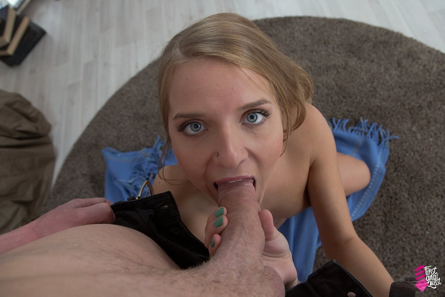 naughty valentina gets black anal there