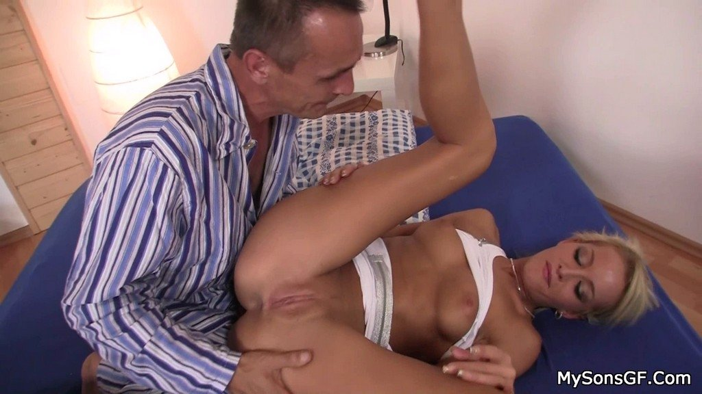 Father fucks son s girlfriend