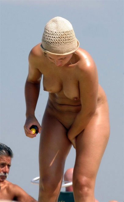 Nude beach mature couples #1